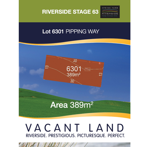 Lot 6301 - Stage 63