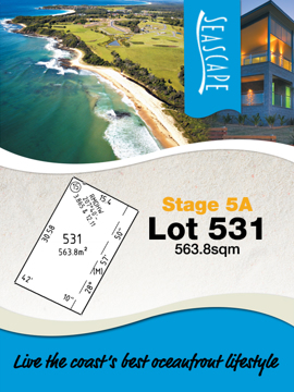 Lot 531 - Seascape Village