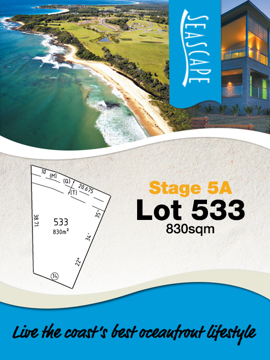 Lot 533 - Seascape Village